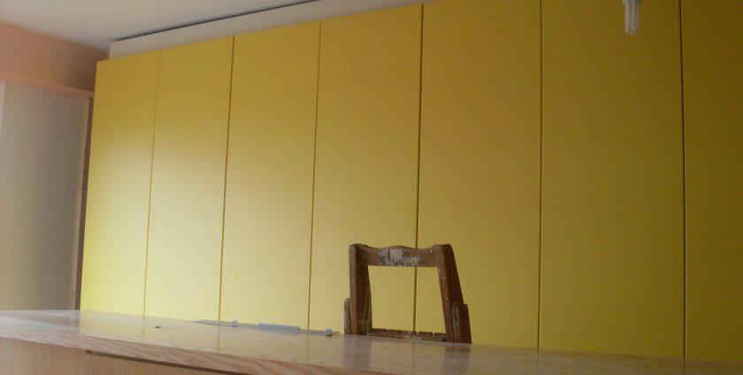 Parete divisoria armadio e soggiorno mobili marasca for Armadio soggiorno